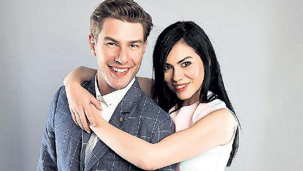 Furkan Palali și iubita sa, Demet Özdemir