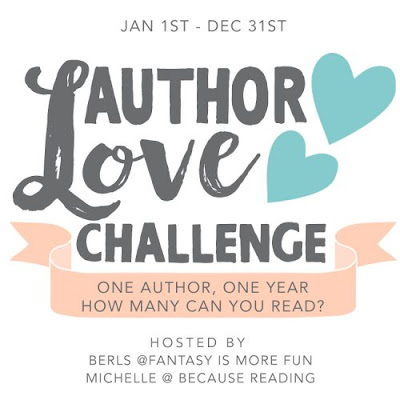 Author Love Challenge in 2017
