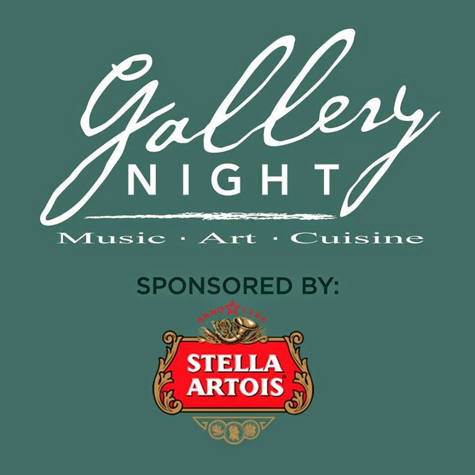 Art, Music, cuisine in downtown Pensacola.