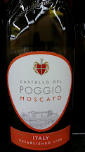 Winos' Wine Guide Castello Del Poggio Moscato #moscato