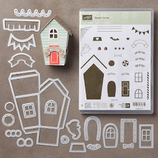 Sweet Home Stampin' Up!