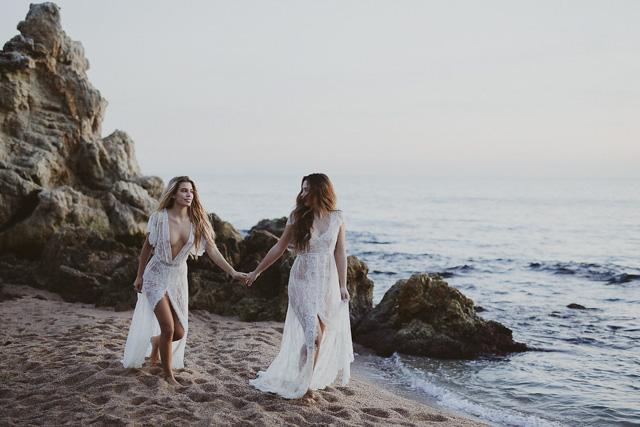 novia boho bohemia romantico immacle escote espalda croche bride serafin castillo