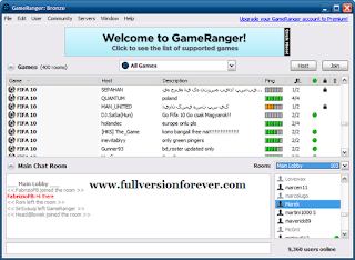 How to create cod4 server on Gameranger