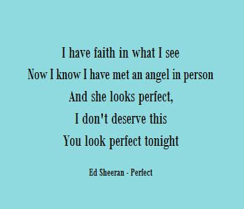 Ed Sheeran - Perfect (Terjemahan dan Arti Lirik) | me_Lirik Terjemahan (mLT)
