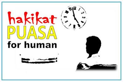 Hakikat Puasa bagi Manusia