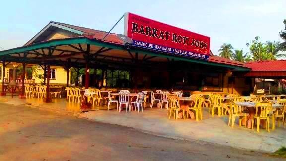 Barkat Roti John Melaka
