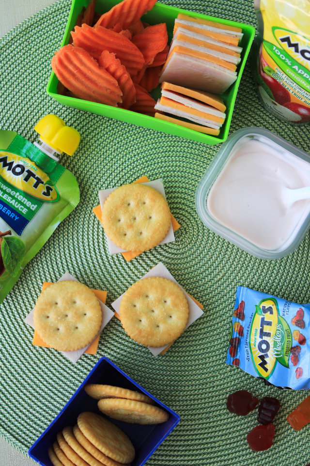 This kid-friendly collection of creative sandwich ideas will bring some variety and fun to your back to school lunch box! #sponsored