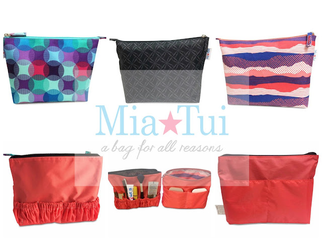 Mia Tui Make-Up Bags From The Brand New Collection