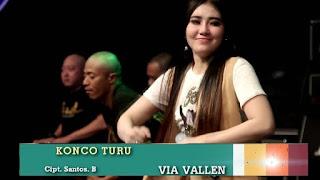 Lirik Lagu Konco Turu - Via Vallen
