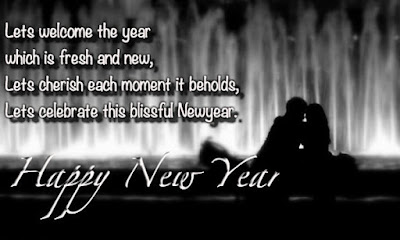 Happy New Year 2017 Wishes Messages for Husband