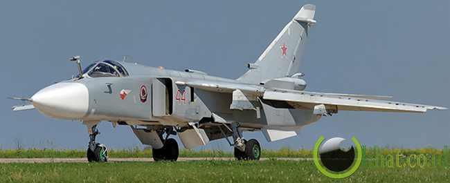 Su-24 Fencer – Mach 2.4