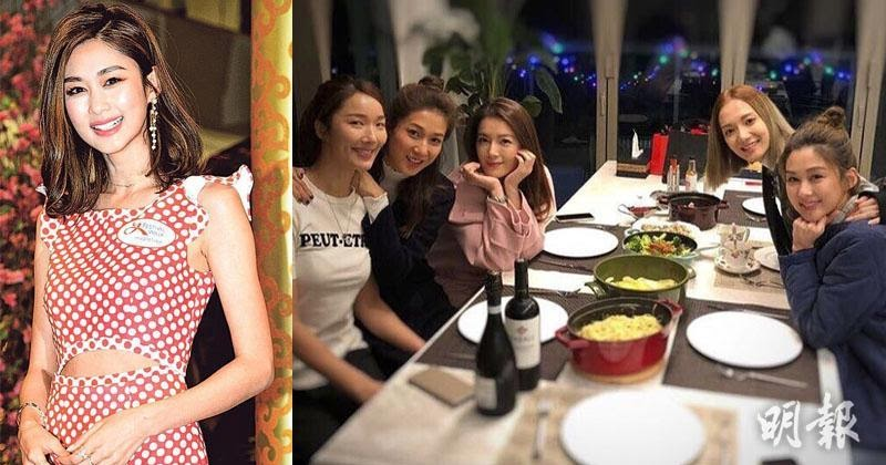 Asian E-News Portal: Christine Kuo spends 32nd birthday in