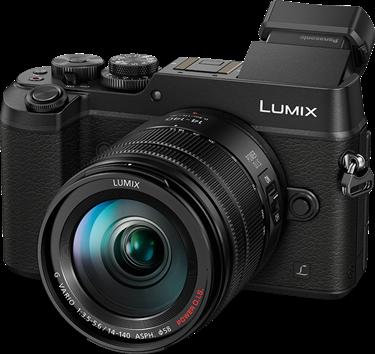 Spesifikasi Kamera Panasonic Lumix DMC-GX8