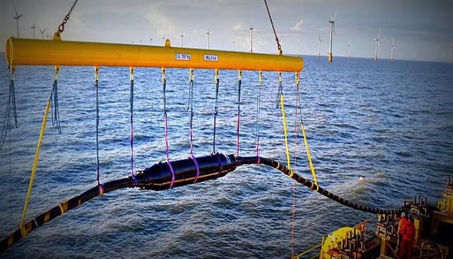 Facebook y Microsoft terminaron el cableado submarino que dará la conexión más veloz del mundo