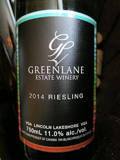Greenlane Riesling 2014 (87 pts)