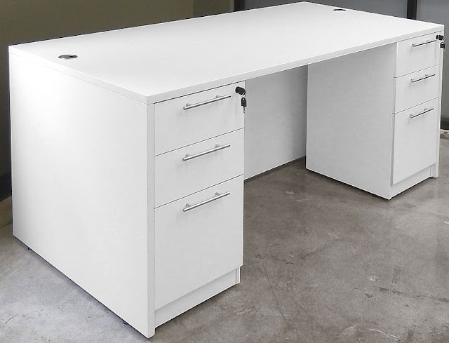 best buy cheap office desk furniture white for sale online