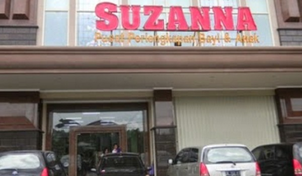 SUZANNA BABY SHOP : STAFF ADMINISTRASI - MEDAN, INDONESIA