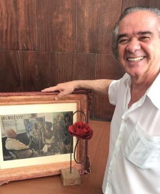 'A brasilidade de Di Cavalcanti' em exposição na ABI/RJ