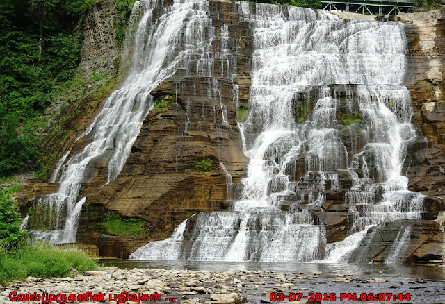 Ithaca Waterfalls New York