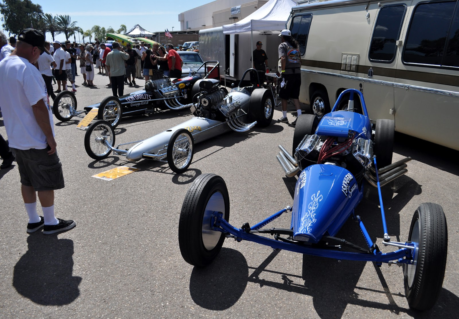 Just A Car Guy: Worlds Fastest Dragster of 1957, the Isky U