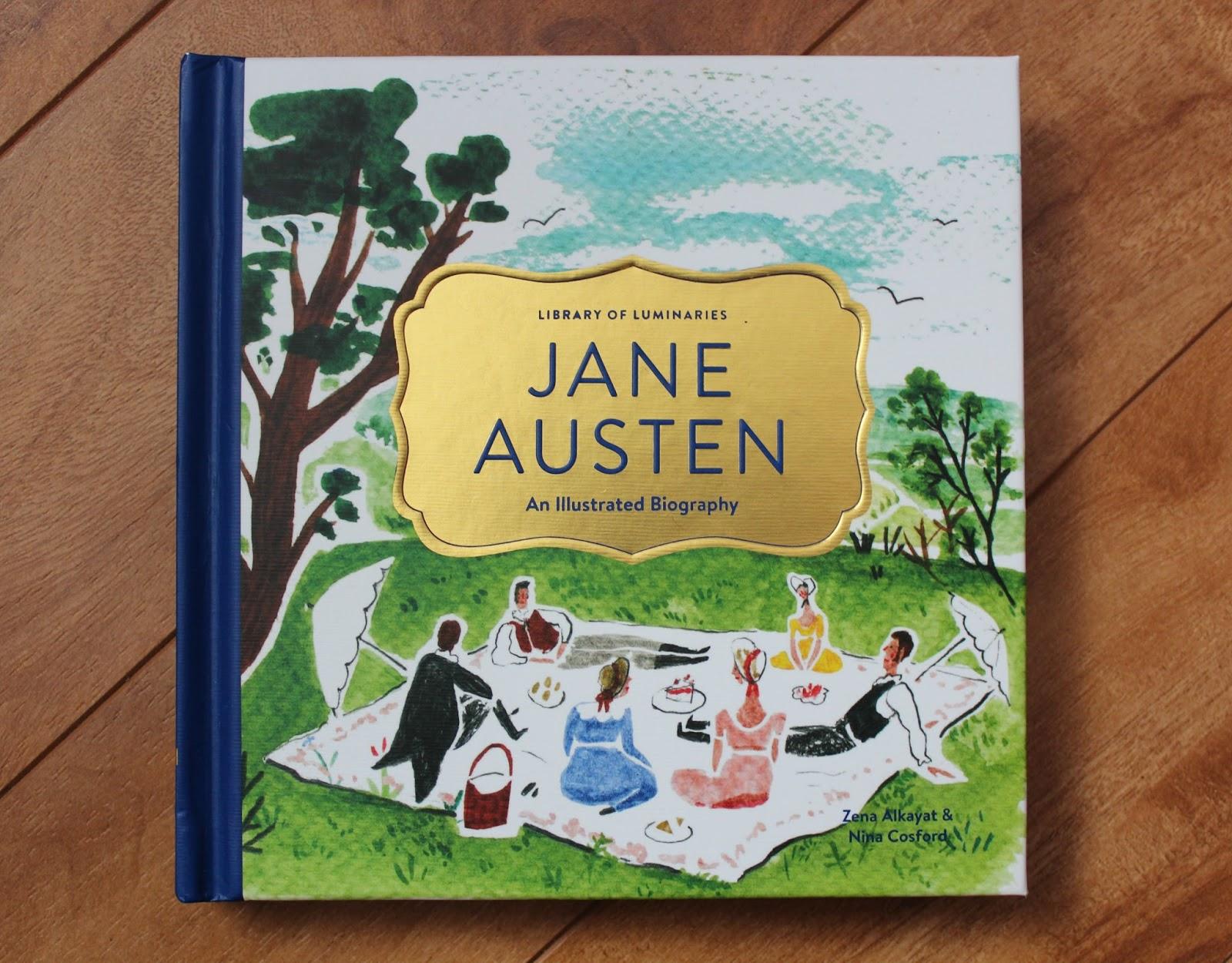 Library Of Luminaries Jane Austen Book Review