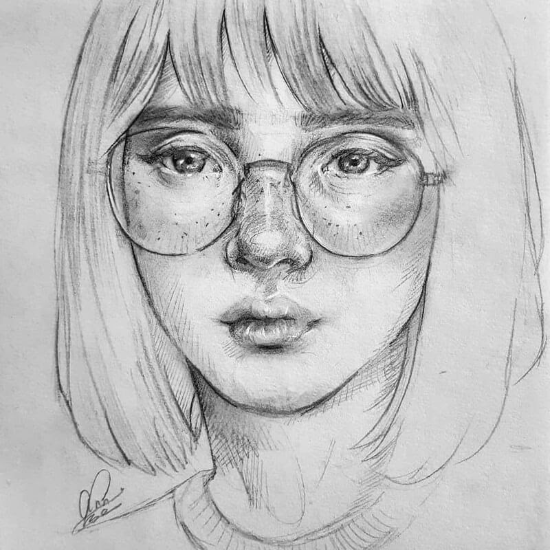 11-Annelies-Bes-Expressive-Pencil-Sketch-Portraits-www-designstack-co