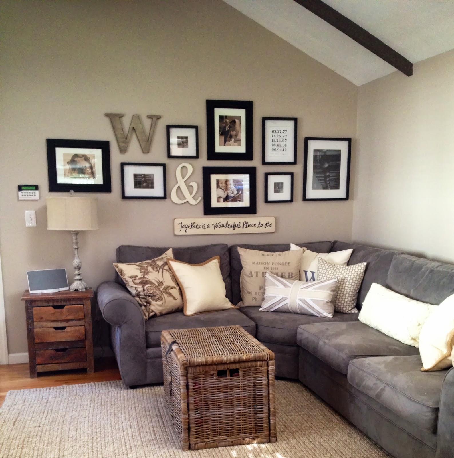 Terrific Gracie Blue Living Room Update Fall Pillows Dailytribune Chair Design For Home Dailytribuneorg