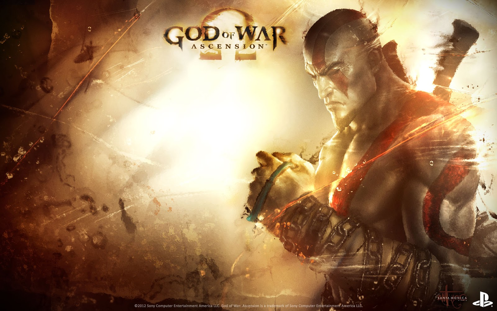 God Of War Ps3 Ps2 All Time Wallpapers Collection Set 4 Hd