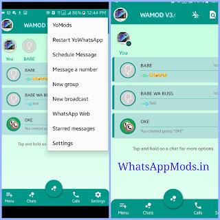 CYoWhatsApp v8 WhatsAppMods.in