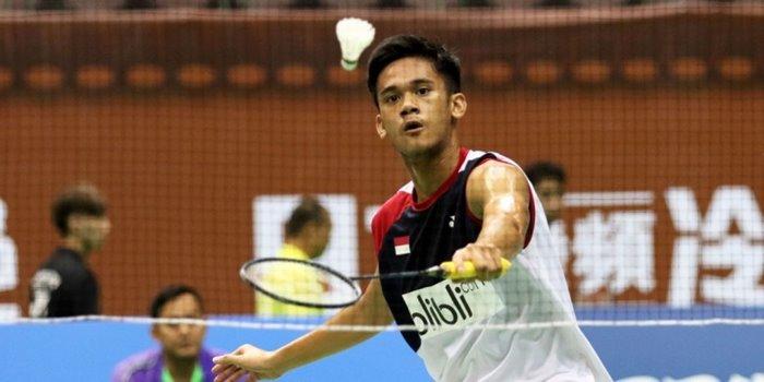 Firman Abdul Kholik Macau Open