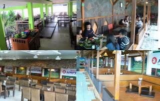 rumah makan/restoran/ Warung Nasi Ampera