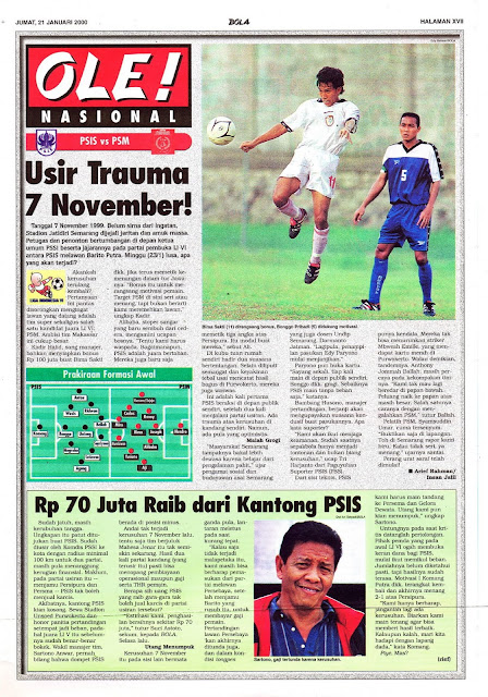 PSIS VS PSM USIR TRAUMA 7 NOVEMBER!