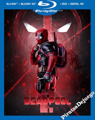 Deadpool 2 (2018) HD 1080P Latino