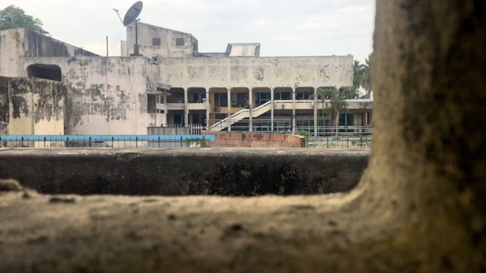 See inside the the 'Cold room' where Lecturer use to 'smooch' girls in UNILAG (Video)