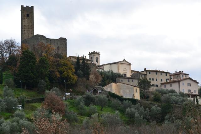 LARCIANO-CASTELLO-MONTALBANO