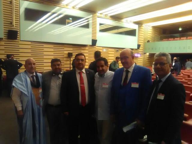 إنطباعات المشاركين ضمن أشغال الندوة التأسيسية للشبكة البرلمانية الدولية لدعم تقرير المصير بالصحراء الغربية ( فيديوهات ) .