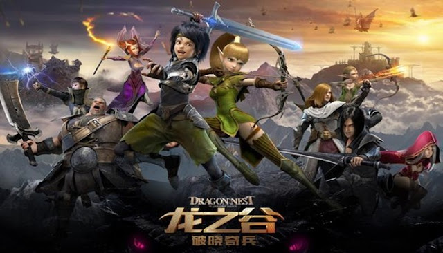 Download Dragon Nest Warriors Dawn Subtitle Indonesia