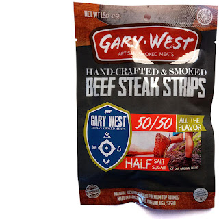 gary west meats 50/50 jerky