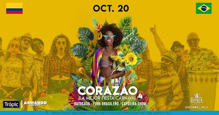 POS1 Fiesta Carnaval CORAZAO Bogotá 2018