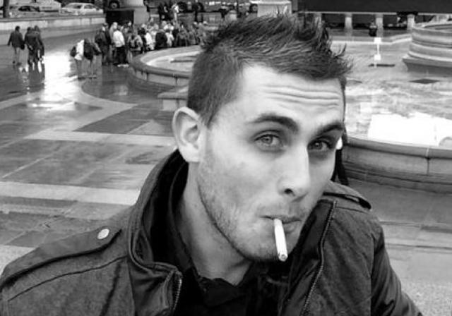 adrien perez, un heros francais- tué par la racaille le  29 juillet 2018