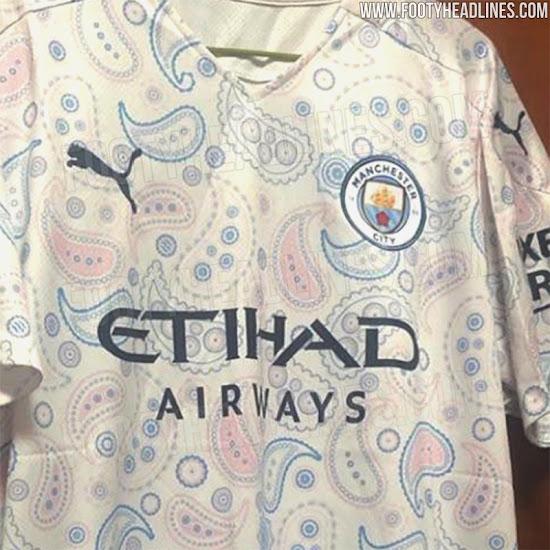 Puma Manchester City 20 21 Home Away Third Kits Leaked Balr Kit Footy Headlines