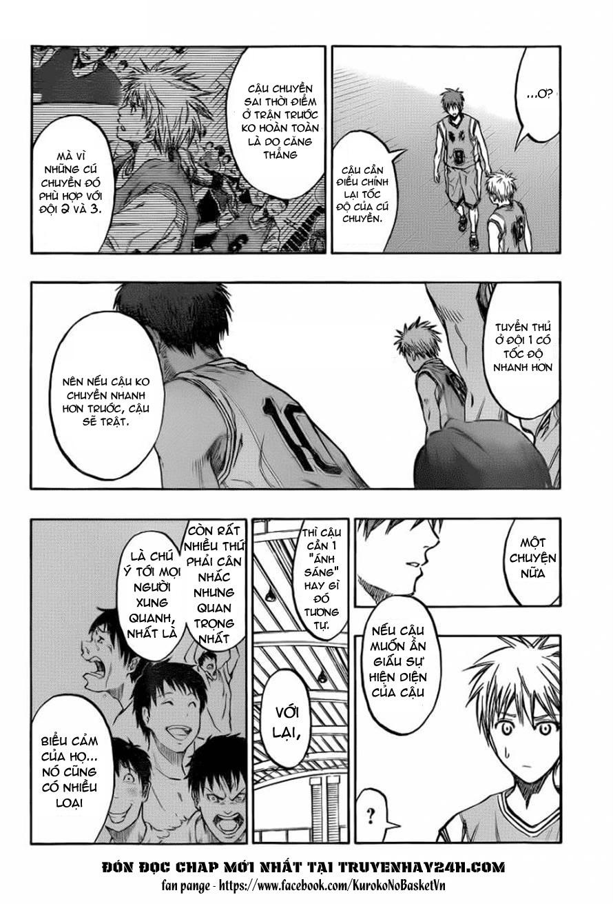 Kuroko No Basket chap 209 trang 14