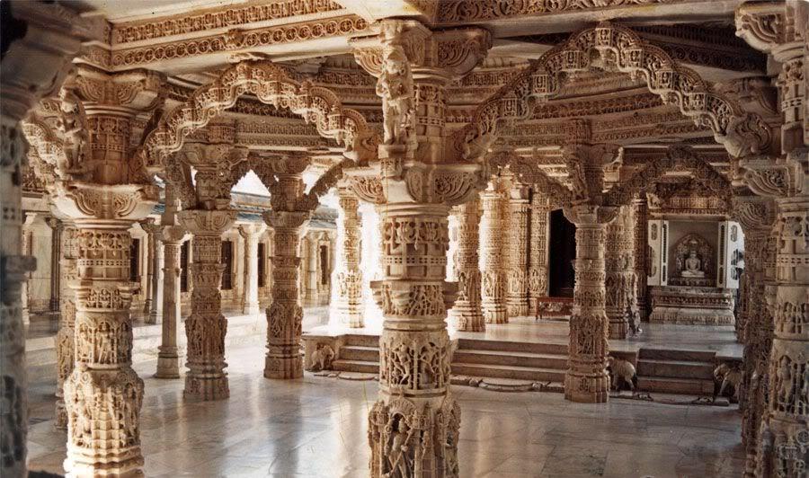 Foundation Dezin Amp Decor Dilwara Jain Temple Mount Abu