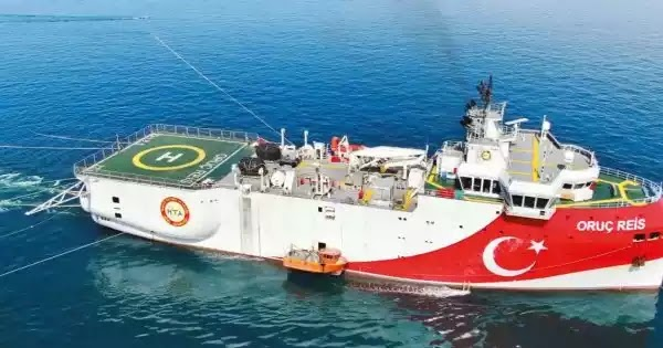 Η Άγκυρα στέλνει ερευνητικό πλοίο νότια της Κρήτης