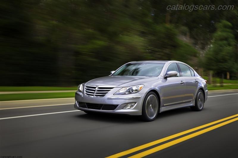 صور سيارة هيونداى جينيسيس 2015 - اجمل خلفيات صور عربية هيونداى جينيسيس 2015 - Hyundai Genesis Photos Hyundai-Genesis-2012-01.jpg