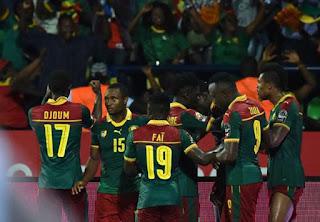Kamerun Final Piala Afrika 2017