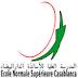 Candidats sélectionnés pour passer le concours d'accès aux Masters à l'ENS Casablanca 2019-2020