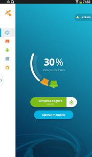 Otimize seu dispositivo com Avast Cleanup