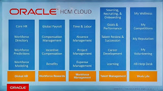 Oracle HCM Cloud in one slide - Holger Mueller Constellation Research