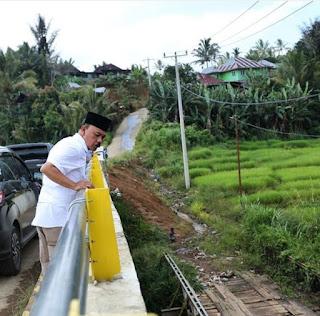 Dinas PUPR Provinsi Jambi Bersama TNI Berhasil Buat Jalan Penghubung Merangin-Sarolangun